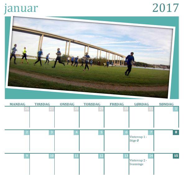Årets SvOK kalender