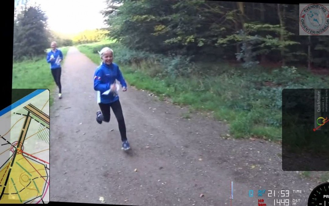 Løbet i tirsdags