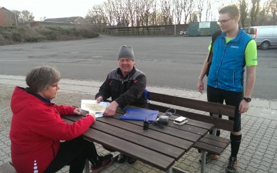 Træning på tirsdag i Sofielund v. Ole