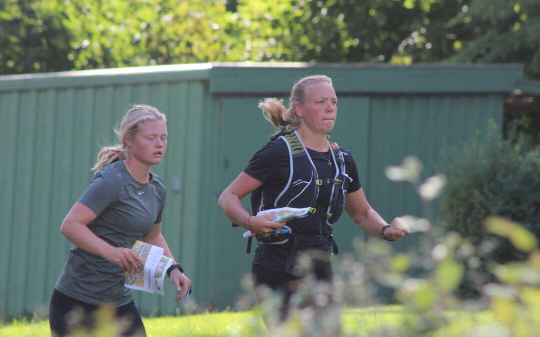 Træning i Oure 5.okt