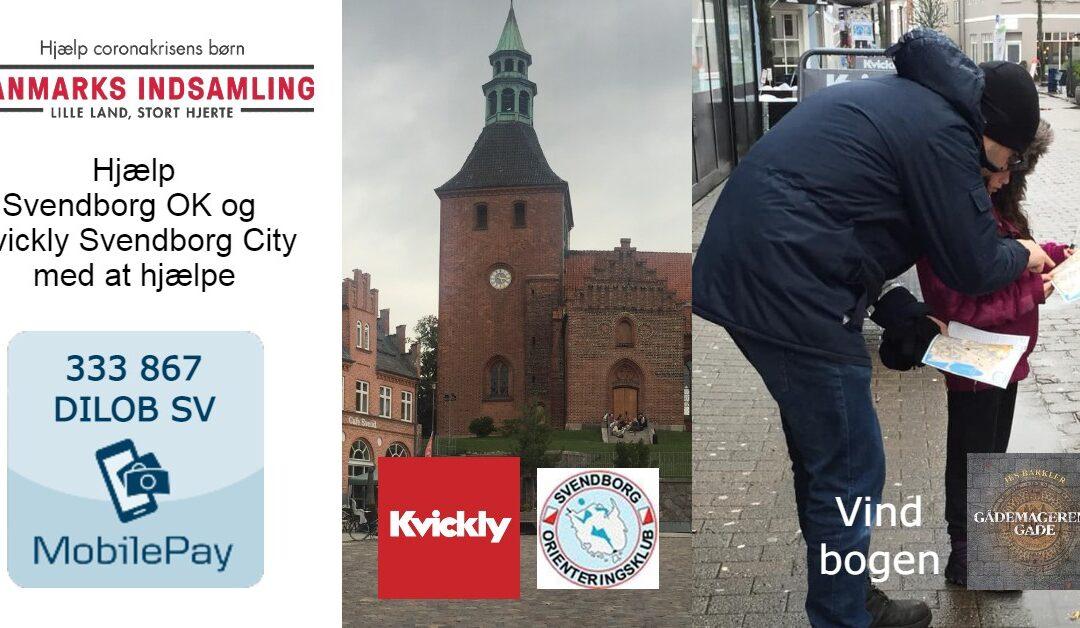 Find huse for Danmarksindsamlingen