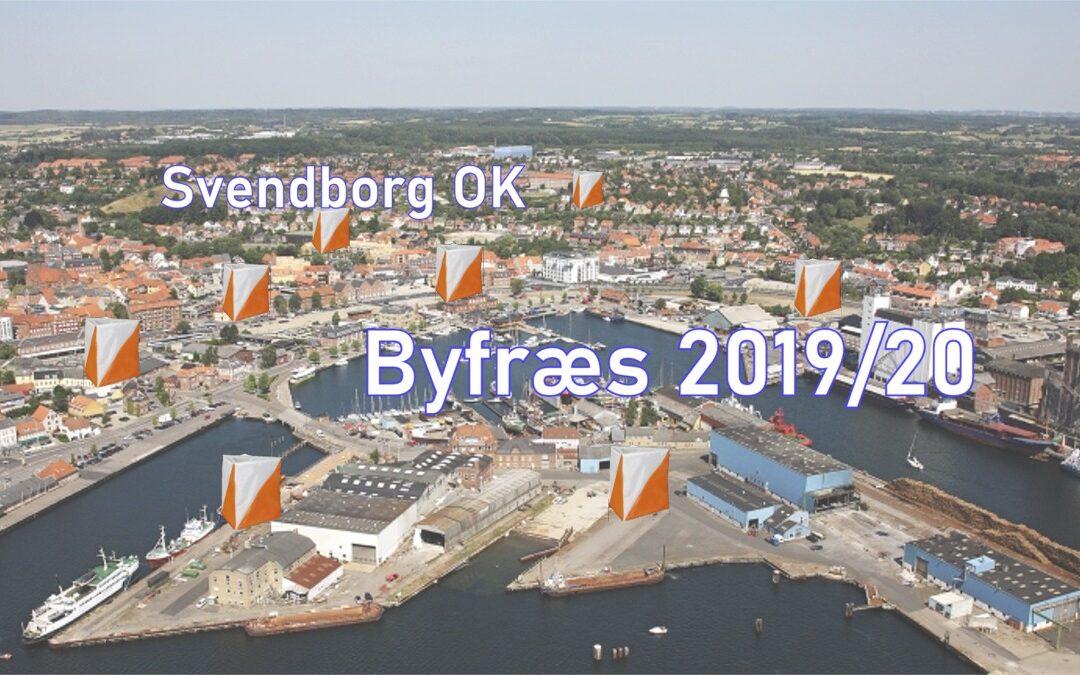 Byfræs 2019/20 genbruger pointsystem